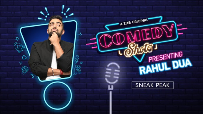 Rahul Dua opening act for Comedy Shots