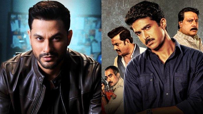 Rangbaaz and Abhay poster