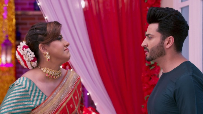 Still from Kumkum Bhagya with Karan
