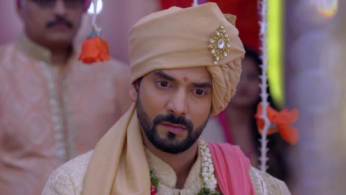 Still from Kundali Bhagya with Rishabh