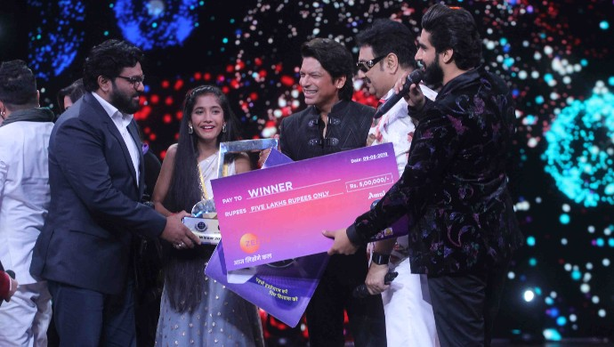 Sugandha Date wins Sa Re Ga Ma Pa Lil Champs 2019 (1)