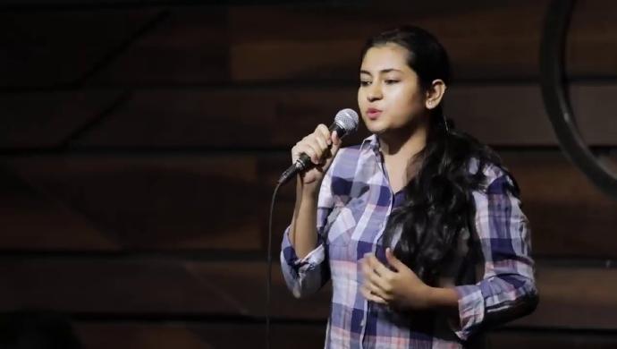 Sumaira Shaikh On Comedy Shots