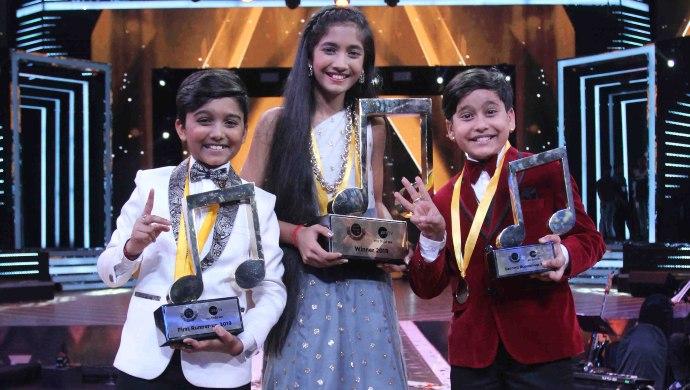 Winners of Sa Re Ga Ma Pa Lil Champs 2019
