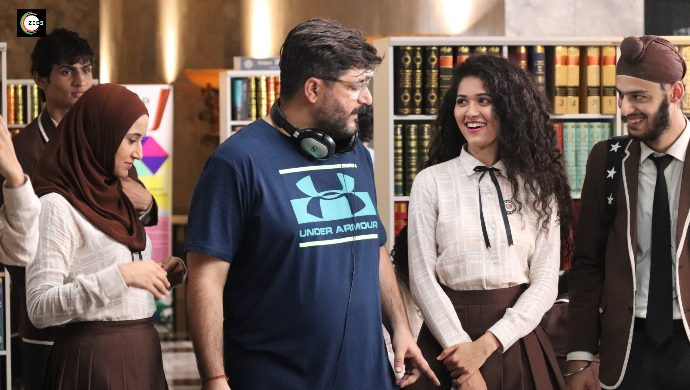 A still from REJCTX featuring Goldie Behl, Sadhiya Syal, Pooja Shetty