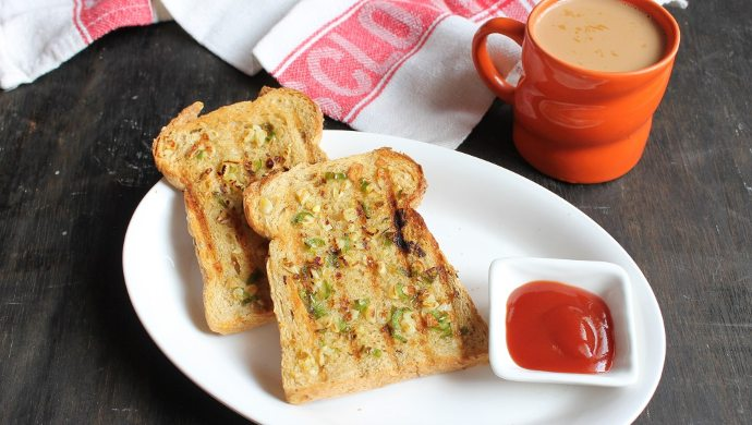 Chilli Garlic Toast