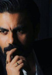 Gaurav Chopraa poses for a photoshoot