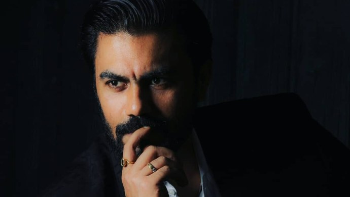 Gaurav Chopraa poses for a photoshoot