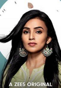 Ankitta Sharma, Paras Kalnawat and Angad Hasija on Ishq Aaj Kal season 2 poster