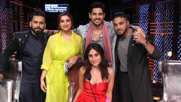 Jabariya Jodi stars Parineeti Chopra, Sidharth Malhotra on Dance India Dance 7