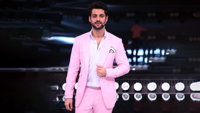 Karan Wahi on Dance India Dance 7