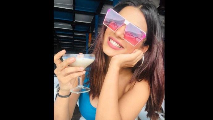 Naina Singh enjoys a trip to Goa