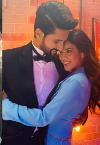 Nia Sharma, Achint Kaur and Ravi Dubey's look from Jamai Raja 2.0 show