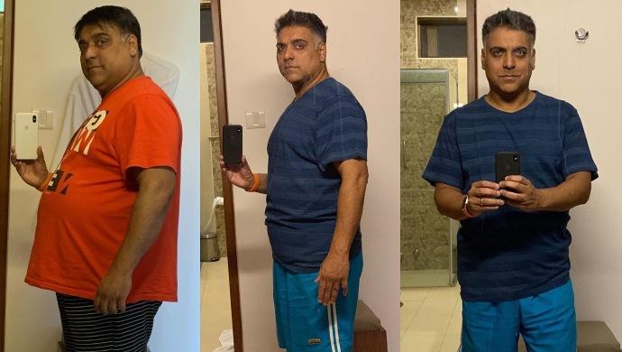 Ram Kapoor weight loss journey