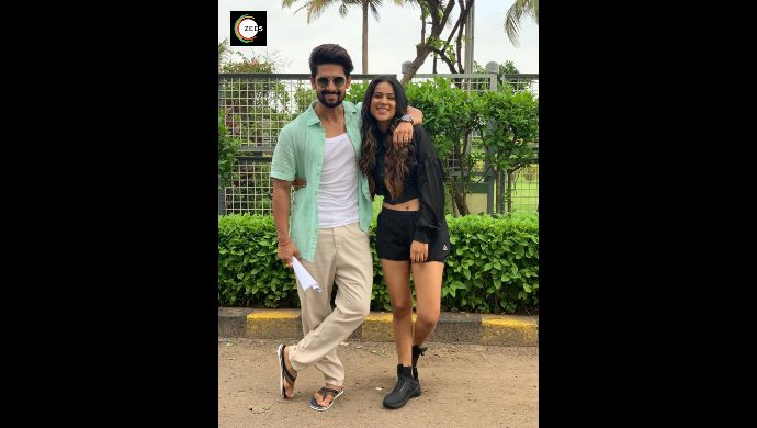 Ravi Dubey and Nia Sharma begin shooting for Jamai Raja 2.0