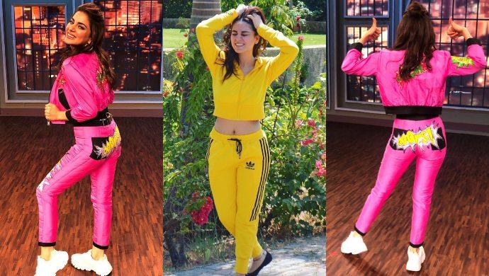 Shraddha Arya co-od fashion