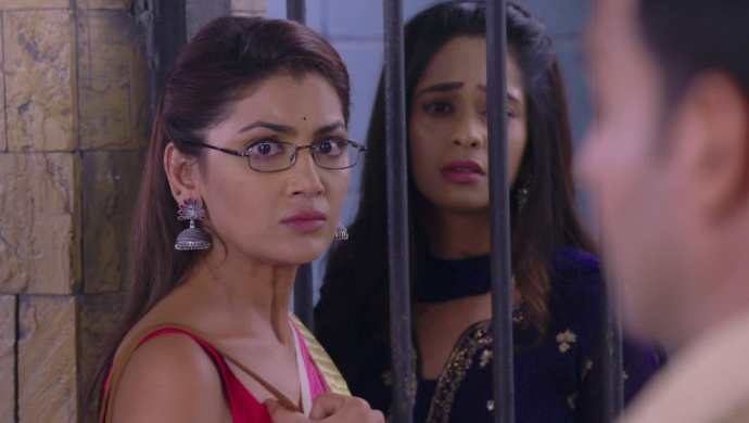 Still from Kumkum Bhagya with Prachi