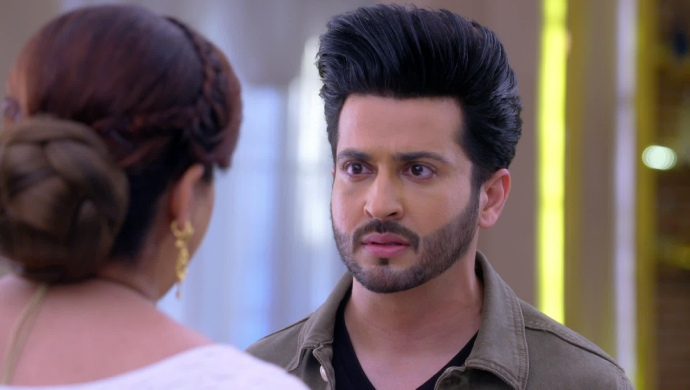 Still from Kundali Bhagya with Karan