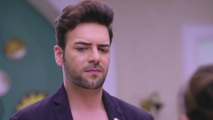 Still from Kundali Bhagya with Prithvi