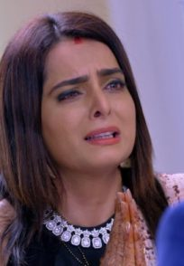 Still from Kundali Bhagya with Sherlyn