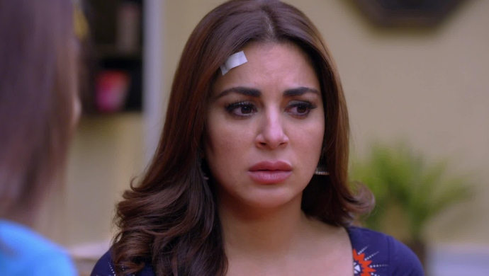 Still from Kundali Bhagya with Shraddha Arya