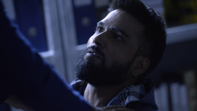 Still from Kundali Bhagya with the kidnapper