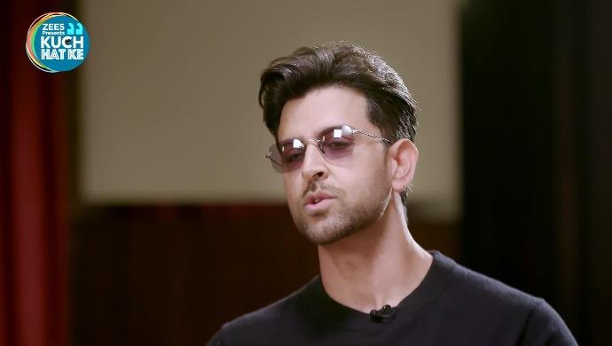 Super 30 stars Hrithik Roshan on Kuch Hat Ke show