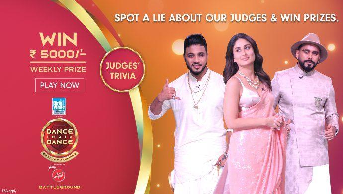 Dance India Dance 7 - Weekly Challenge
