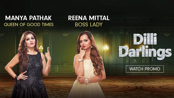 Dilli Darlings character card
