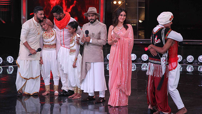 Eliminations on Dance India Dance 7