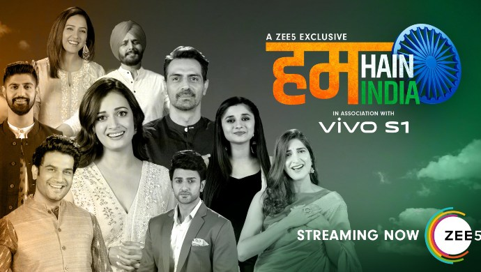 Hum Hain India - ZEE5 Exclusive - Vivo S1