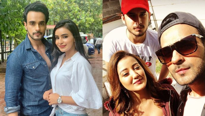 Ishq Aaj Kal stars celebrate Friendship Day 2019