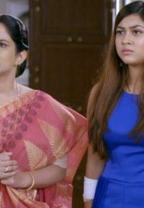 Kalyani and Anupriya in Tujhse Hai Raabta show