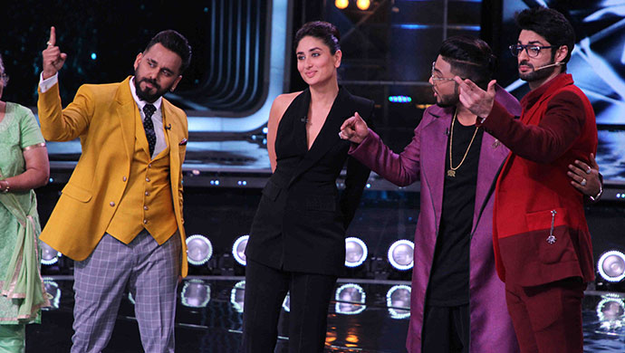 Kareena Kapoor Khan dances on Tamanche Pe Disco