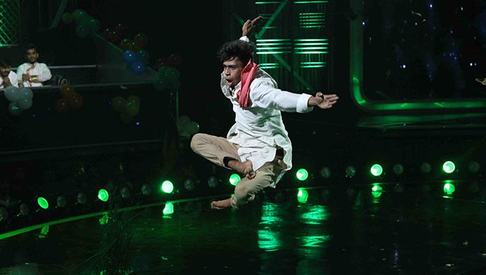 Mukul Gain in Dance India Dance 7