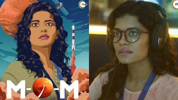 Palomi Ghosh in Mission Over Mars (MOM)