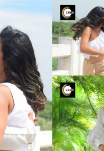 Ravi Dubey, Nia Sharma and Achint Kaur shoot for Jamai Raja 2.0 in Pondicherry