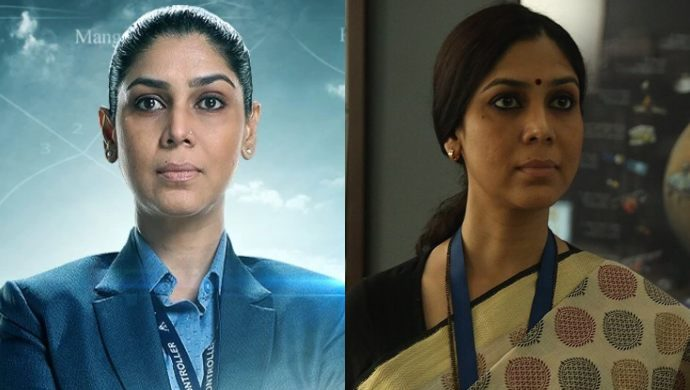 Sakshi Tanwar in The Final Call and Mission Over Mars M-O-M
