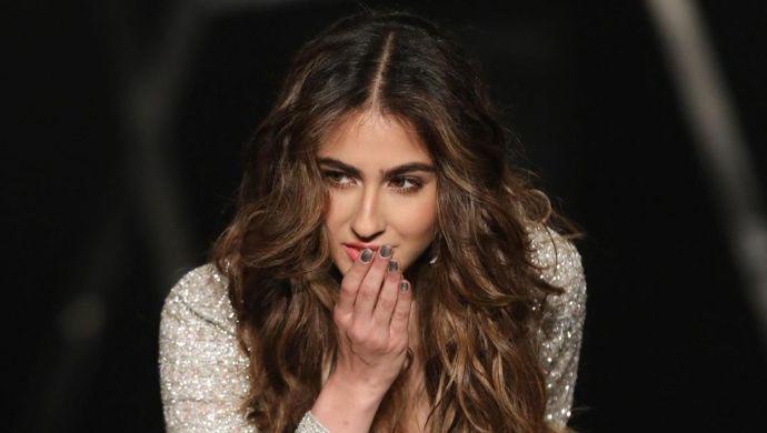 Sara Ali Khan makes her ramp debut