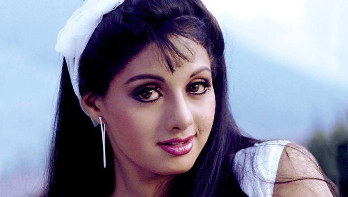 Sridevi in a still from Chandni