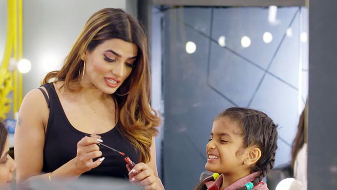 Still from Dilli Darlings with Guneet Virdi