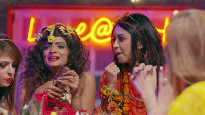 Still from Dilli Darlings with Shaloo Jindal