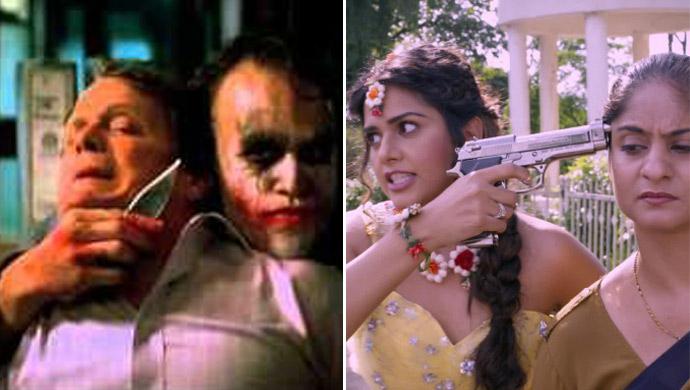 Antara and Joker escape the police