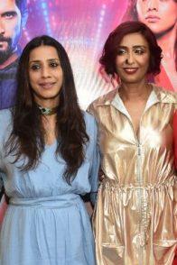 Ashvini Yardi, Ravi Dubey, Nia Sharma and Achint Kaur at Jamai 2.0 screening