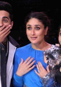 Ayushmann Khurrana, Nushrat Bharucha, Kareena Kapoor on DID