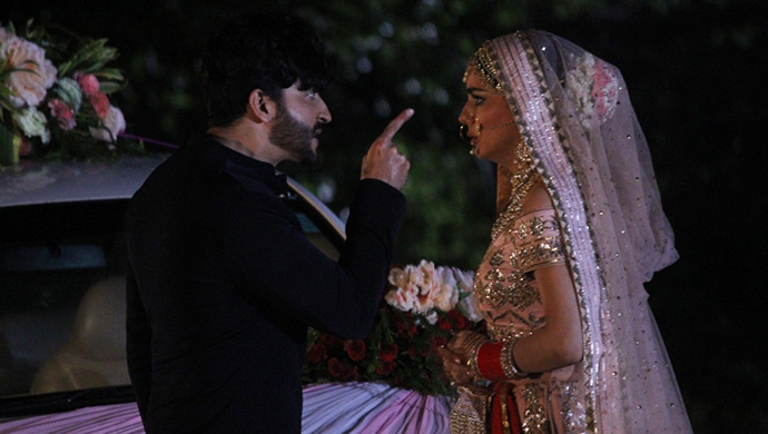 Karan marries Preeta and leaves her on Kundali Bhagya