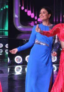 Kareena Kapoor, Sonam Kapoor on DID 7