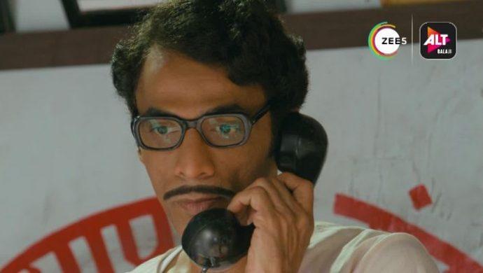 Makrand Deshpande as Chandu Trivedi in The Verdict