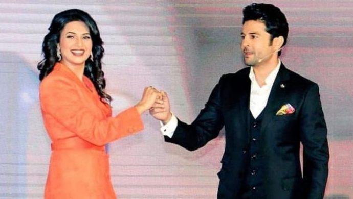 Rajeev Khandelwal and Divyanka Tripathi Dahiya