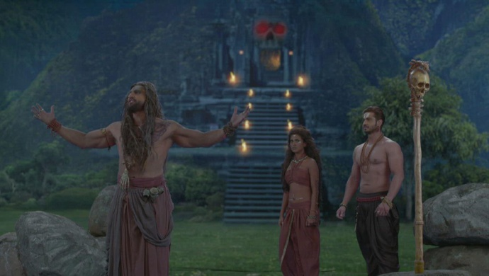 Still from Aghori with Rudranath
