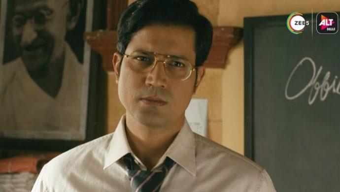 Sumeet Vyas as Ram Jethmalani in The Verdict- State vs Nanavati